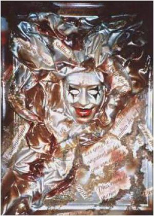 Le clown triste © Claudia Concas